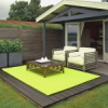 Thumbnail image for Green Outdoor Rugs Complementarily Stylish