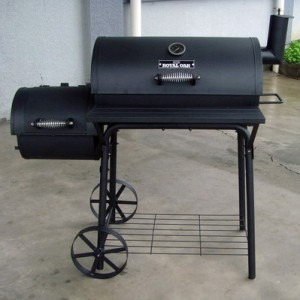 outdoor smoker grill