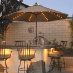 Thumbnail image for Patio Umbrella Lights Add Pizzazz to Any Outdoor Eating Area