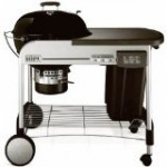 Thumbnail image for Weber 1421001 Performer Charcoal Grill, Black